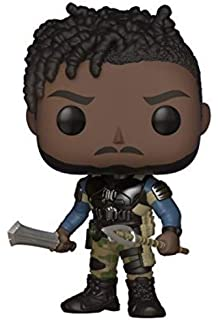 Funko POP Marvel Panthère Noire-Shuri Vinyl Bobble-Head Article Nº 23346