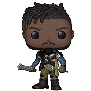 Funko Pop! Marvel: Black Panther Movie-Erik Killmonger (Styles May Vary) Collectible Figure 11