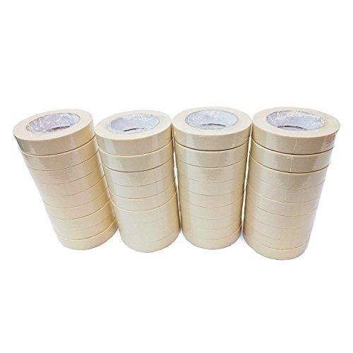 """Shurtape CP105 1"""" General Purpose Masking Tape, 60 Yards/Rol"""