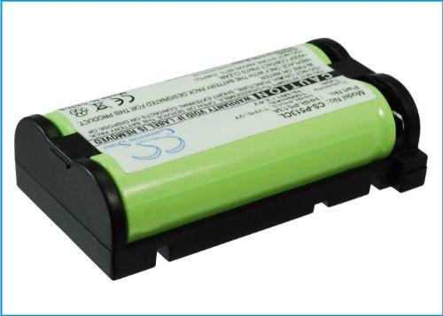 Hhr P513 Type - VINTRONS Battery for Panasonic Type 27 HHR-P513 2.4V 1500mAh