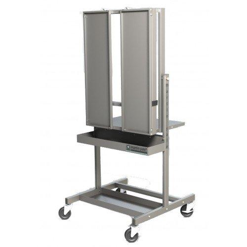Martin Yale J2436 Titan Professional Padding Press, 15° Tilt Angle, 25 lbs Maximum Drip Tray Load, 25 lbs Maximum Storage Tray Load, 30