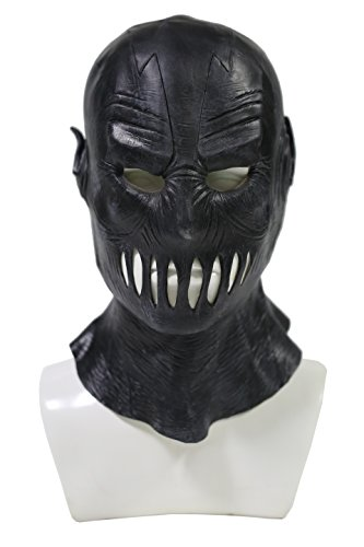 Zoom The Flash Costume (XCOSER Zoom Mask Helmet Props for Halloween Masquerade Costume Latex)