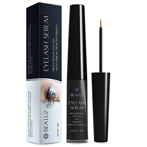 Eyelash Growth Serum & Eyebrow Enhancer Primer for Longer Thicker Healthier Lash & Brow (3ML)