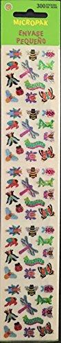 Micropak Bug Stickers