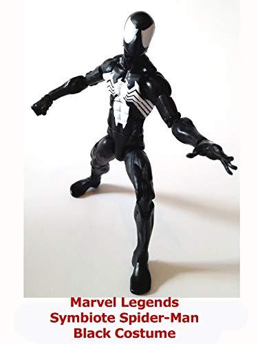 (Clip: Marvel Legends Symbiote Spider-Man Black)