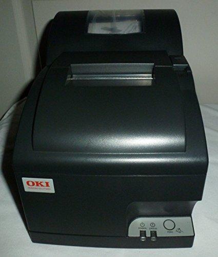 OKI Data OKIpos 441J Serial 9-Pin Dot Matrix Printer, Serial Port, Charcoal by OKIPOS (Image #1)