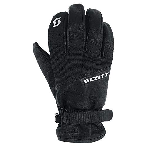 (Scott Vertic Spring Glove (L, Black))
