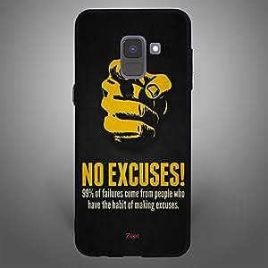 Samsung Galaxy A8 Plus No Excuses