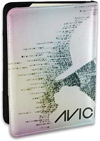 アヴィーチー Avicii パスポートケース メンズ 男女兼用 パスポートカバー パスポート用カバー パスポートバッグ ポーチ 6.5インチ高級PUレザー 三つのカードケース 家族 国内海外旅行用品 多機能