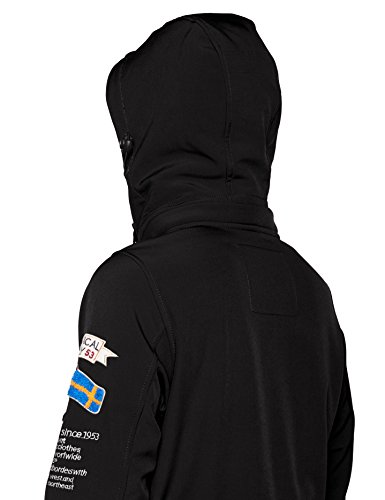 Sport Noir Geographical Norway Femme Black Veste De black CUFxqt
