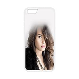 Character Clear Phone Case Demi Lovato For iPhone 6,6S Plus 5.5 Inch NC1Q03084