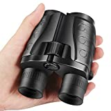 10x25 Binoculars, Folding High Powered Binoculars with Weak Light Night Vision Clear Bird Watching Great for Outdoor Sports Games and Concerts, Binoculars for Adults & Kids (2018 New)