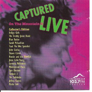 Captured Live: On the Mountain 2