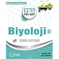 YKS TYT AYT Biyoloji Soru Kitabı B