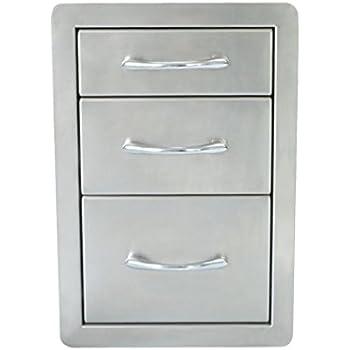Amazon.com : New Age 65000 Outdoor Kitchen, 2 Door Cabinet ...