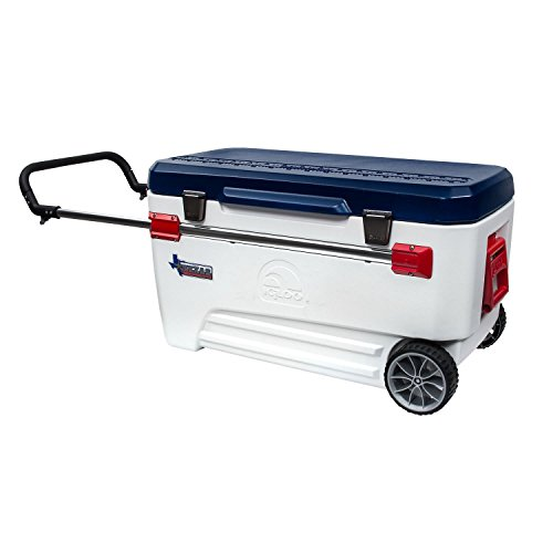 Igloo 110 Qt Texas Glide Cooler (Igloo Glide 110 Qt Marine Wheeled Cooler)