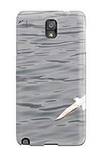 linfenglinGabbiano A Como Animal Bird Case Compatible With Galaxy Note 3/ Hot Protection Case