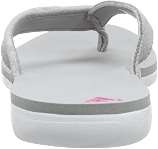 8d7461869c4d7 adidas Womens Calo Lea W Flip-Flops Gray Grau (Running White Ftw Mid ...