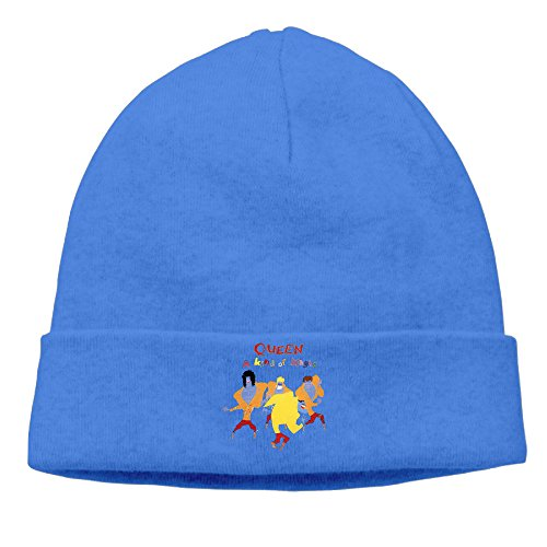 Unisex A Kind Of Magic Studio Album Queen Knit Beanie Hat Woolen Cap