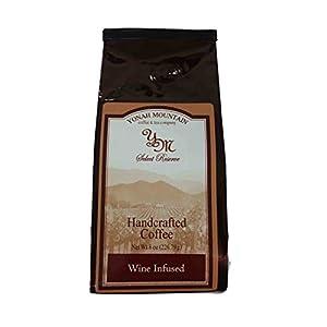 Wine Infused Gourmet Ground Coffee by JumpinGoat Coffee Roasters