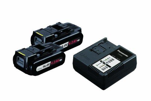 Panasonic EYC941B 14.4-Volt 4.2 Ah Power Supply Kit