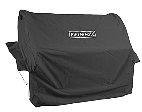 Fire Magic 3643F Heavy Duty Polyester Vinyl Cover for Built-In A540i and Regal 1 - Vinyl Barbecue Cover