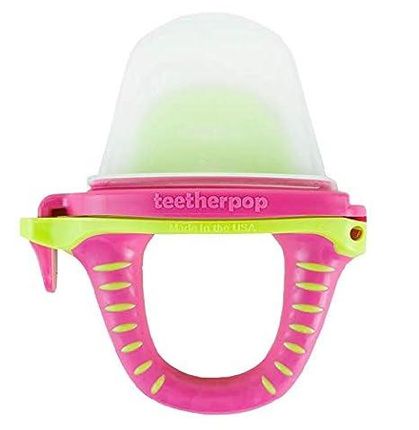 Amazon.com: Teetherpop - Mordedor para bebé rellenable y ...