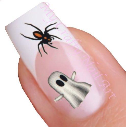 Halloween Nail Art Decal / Tattoo / Sticker My Crafty UK Ltd