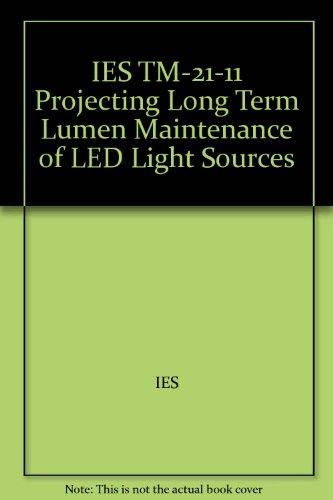 Lumen Maintenance Of Led Light Sources