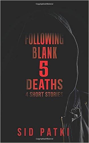 amazon following blank 5 deaths four short stories sid patki