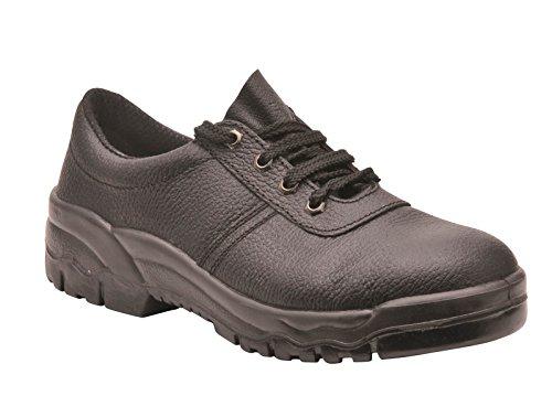 PORTWEST FW14 Steelite™ Protector Work Shoe S1P Black FW14BK-R37