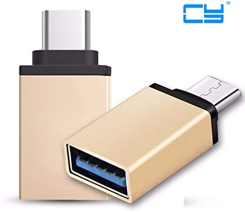 Cables Hot USB-C to USB Adapter for MacBook USB3.1 Type C Male to USB 3.0 A Female Adaptor for Apple Converter Wholesale Gold /& Silver Cable Length: Other, Color: White