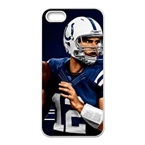 Diy For SamSung Galaxy S4 Case Cover ,Andrew Luck Customized Fashion Style UN015403