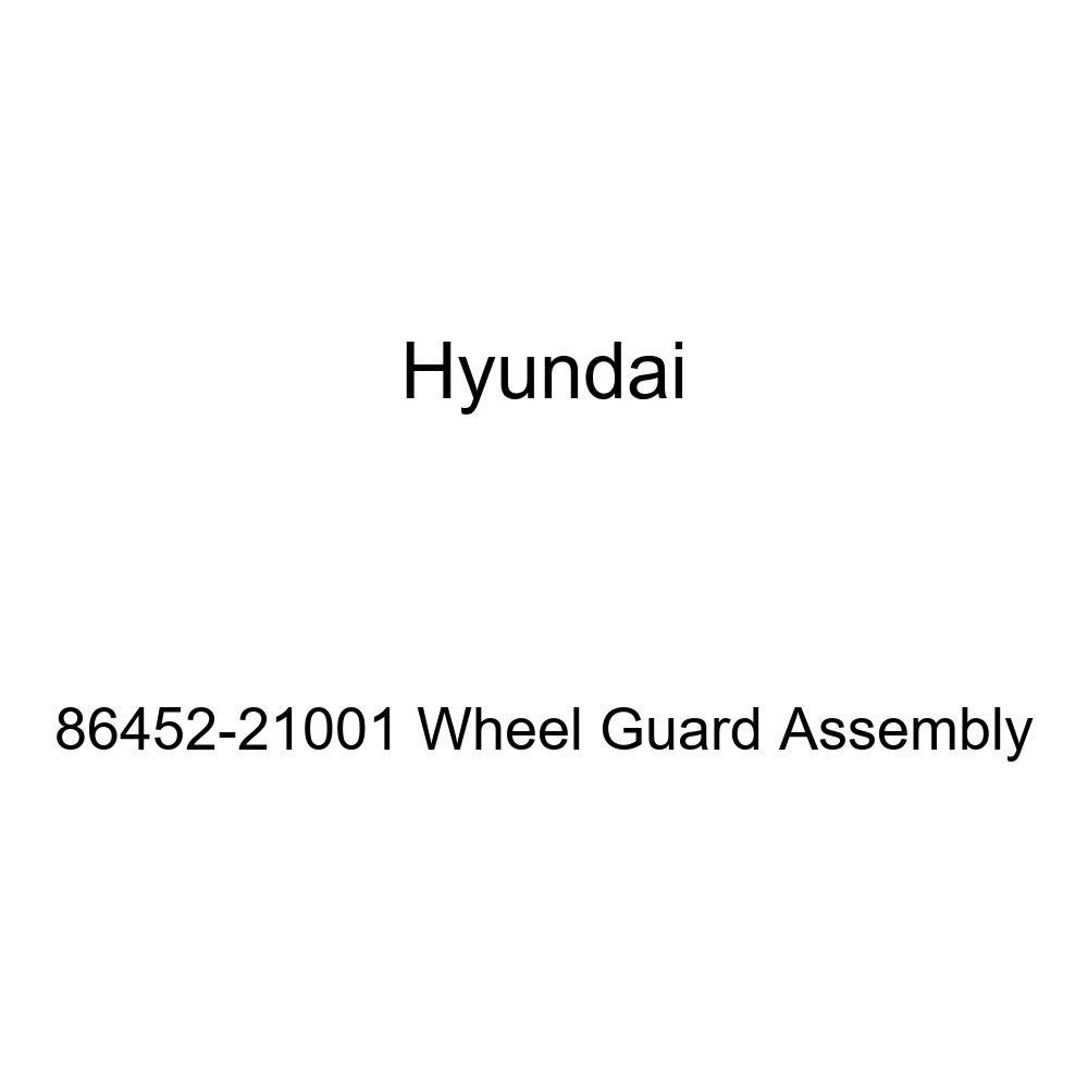 Genuine Hyundai 86452-21001 Wheel Guard Assembly