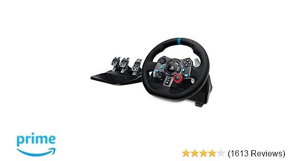 Amazon.com: Logitech Dual-motor Feedback Driving Force G29 Gaming ...