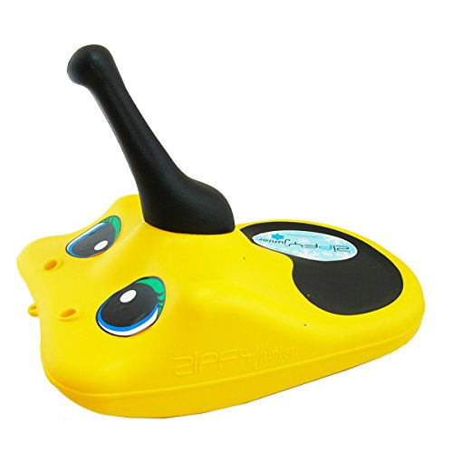 Zipfy Junior Snow Sled, Yellow, Small
