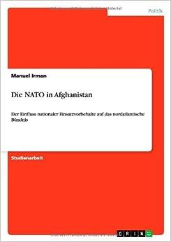 Die NATO in Afghanistan