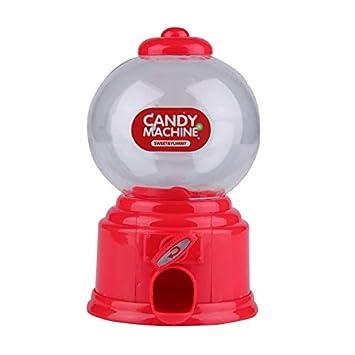 Candyberry Dispenser Bubble Gumball, distributore Automatico di Caramelle Mini Distributore di Caramelle Dolci Caramelle - Blu