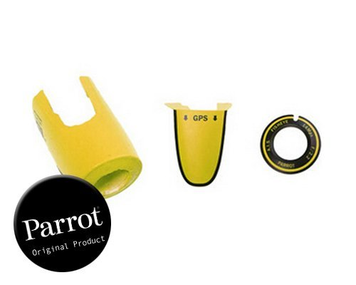 Parrot Original Bebop Drone Quadcopter Accessories Replacement EPP Nose Kit - Yellow by Parrot