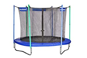 HUDORA Trampolin With Safety Enclosure En71, 250 cm, 65208