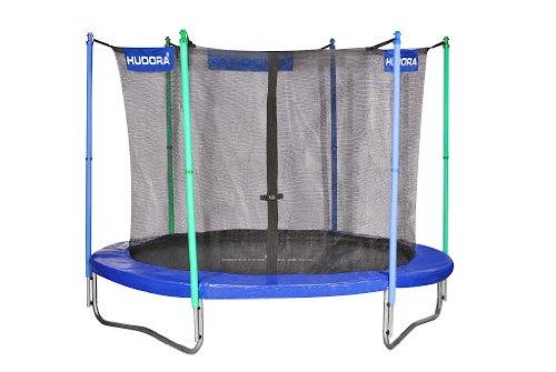 HUDORA Trampolin With Safety Enclosure En71, 250 cm, 65208
