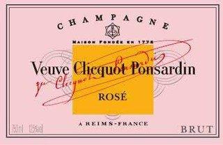 Champagne Veuve Clicquot Rose, 750 ml