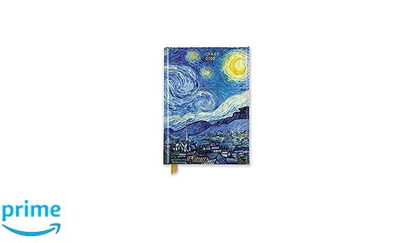 Vincent van Gogh - Cafe Terrace 2020: Original Flame Tree ...