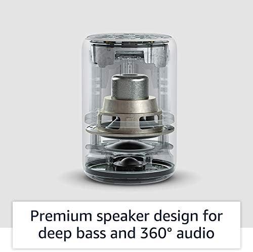 Echo (3rd Gen) - Smart speaker with Alexa - Twilight Blue 5