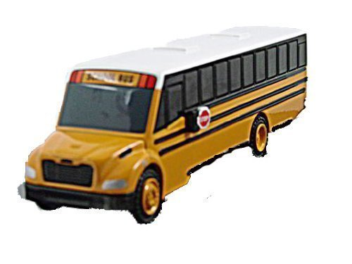 Thomas C2 School Bus 1/54 Scale Custom Lettered (Thomas Bus Built)
