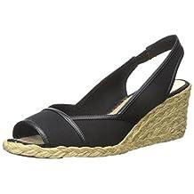 Lauren Ralph Lauren Women's Catrin Espadrille Wedge Sandal