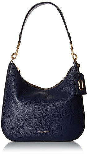 City Blue Gotham Marc Shoulder Jacobs Midnight Bag Hobo wvy6Eq0