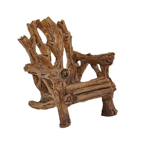 Georgetown Home & Garden Miniature Twig Adirondack Chair ...
