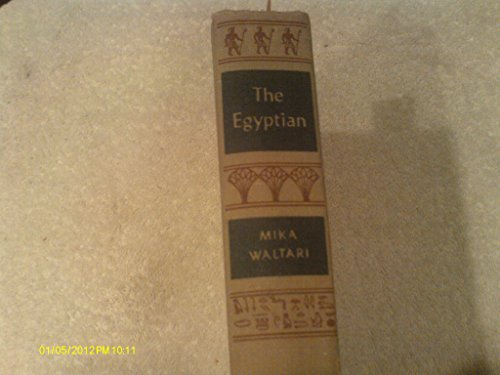 The Egyptian by Mika Waltari