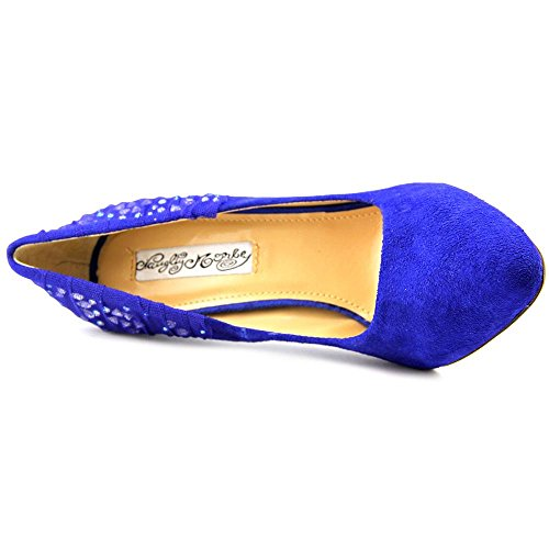Naughty Monkey, Pumps Frauen Blue